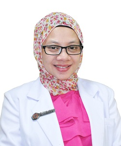 dr. Ashalia Chandra Dewi, Sp. S