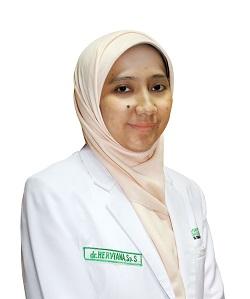 dr. Herviana Rika Reza, Sp.S