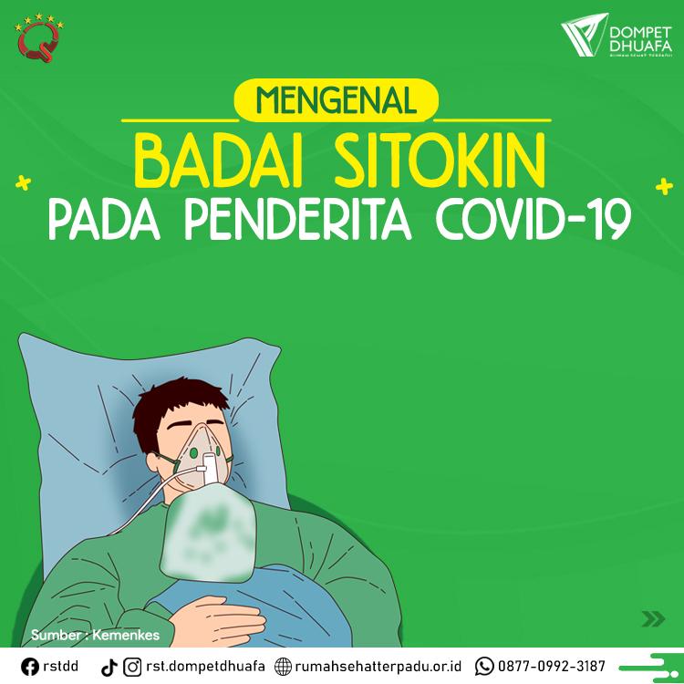 Mengenal Badai Sitokin Bagi Penderita COVID-19