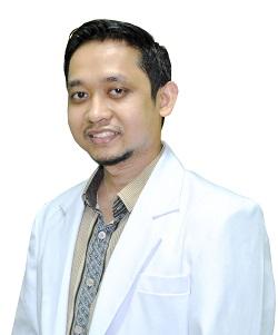 dr. Ariefa Adha Putra, Sp.B
