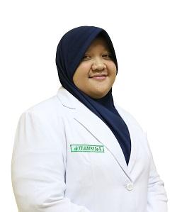 dr. Yuliantry Indah Lestari, M.Biomed, Sp.S
