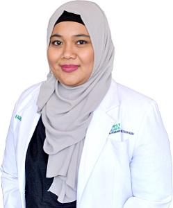 dr. Fadhlia Majidiah, Sp.P