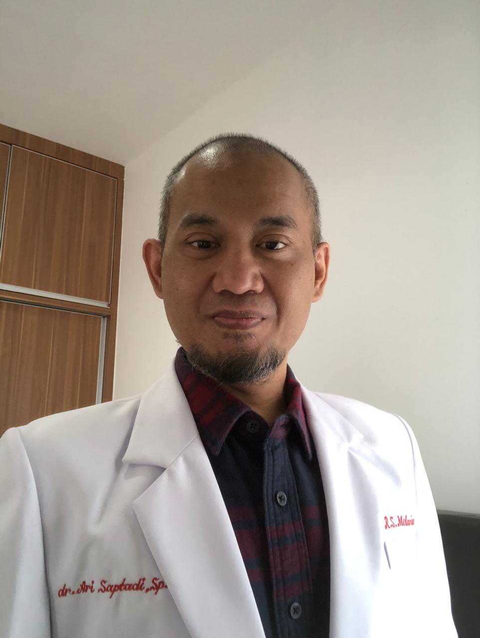 dr.Ari Saptadi,Sp.An
